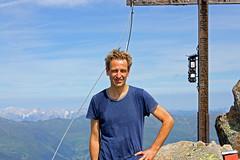 Relaxed (Fozzman) Tags: summer vacations 2016 zillertal ziller valley alps alpen