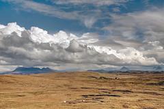 Stoer (Teuchter Prof) Tags: stoer quinag canisp suilven glencanisp sky skyscape moorland westcoast northwestscotland sutherland scotland assynt