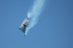 Acceleration (planosdeluz) Tags: dassault rafale gijn festival aereo airshow plane fighter canon 60d tamron 70300 fly speed aviation