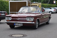 Chevrolet Corvair Monza Convertible (Transaxle (alias Toprope)) Tags: classicremise meilenwerk dusseldorf nikon d90 autos auto beauty bella beautiful bellamacchina cars car coches coche carros carro design kraftwagen kraftfahrzeuge macchina macchine nikkor power powerful retro rare soul styling toprope unique voiture voitures world youngtimer antique amazing classic classics clasico clasicos historic vintage veteran veterans