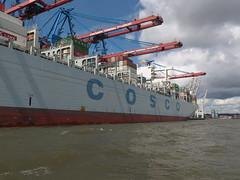 P1060061 (lychee_vanilla) Tags: port harbour hamburg hh hafen elbe hanse hansestadt maritim