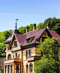 Karmel Kloster Tbingen (eagle1effi) Tags: building architektur kloster tbingen fachwerkhaus karmel sdseite karmelitinnen