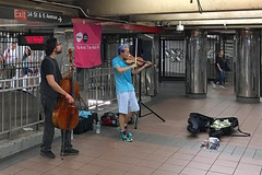 IMG_2678_p_g (thebiblioholic) Tags: iphone iphone6s unionsquare subway music
