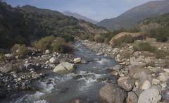 Reserva Coyanco - Desde el puente (Jos BG) Tags: naturaleza nature rio river cajondelmaipo a5000 sonya5000