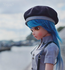 Heavy heart (Untuvikko) Tags: bluefairy baked may msd bjd doll tinyfairy marine scout jolne