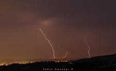 Orage foudre Drme (Fabio Aqualys Photographie) Tags: orage foudre clair storm lightning strike