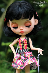 OOAK Blythe - Natlka (wixanawiggova) Tags: blythe blythedoll doll ooak ooakdoll