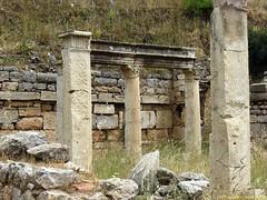 Ephesus_15_05_2008_9 (Juergen__S) Tags: ephesus turkey history alexanderthegreat paulua celcius library romans outdoor antiquity