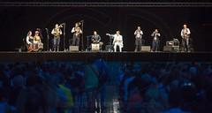 Goran Bregovic (GD-GiovanniDaniotti) Tags: villa arconati bollate milano goranbregovic goran bregovic serbia orchestra sarajevo music bijelodugme bijelo dugme drummer bulgaria   republika srbija wedding funeral band stage