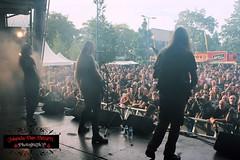 Stonehenge, Steenwijk 30-7-2016-9029logo (DarknightJo_Photography) Tags: steenwijk izegrim stonehenge metal concert festival death female singer grunt marloes jeroen ivo bart 2016