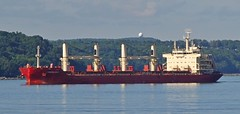 Federal Spey (Jacques Trempe 2,400K hits - Merci-Thanks) Tags: quebec canada stefoy ship navire fleuve river stlaurent vraquier bulker federal spey