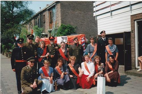 199505 Bevrijdingsfeest 2 kl