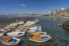 Napoli - Vacation 2016 (LG REALTY GROUP INC.) Tags: napoli italy port boats lunatravels family vacation europe summer photography cityscape streetphotography sony sonyimages sonya7ii lgphotography