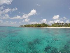 First view of Eneko Island!