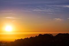 CiscoSet (sethalanphoto) Tags: sunset sf sky ocean skyline sun horizon glow majestic orange nightfall