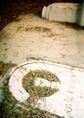 Porst SP Spadra Cemetery 1 () Tags: vintage retro classic film camera losangeles california riverside history west coast architcture porst photo quelle 35mm m42 slr germany chinon cosina japan tiltshift color abandoned cemetery