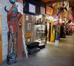 Wall Drug Store - Sep 13, 2016 (Jeffxx) Tags: drug store drugstore wall south dakota 2016 museum indian statue