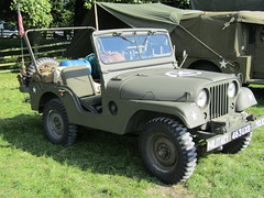 Grassington 1940s Weekend 18.9.2016 (24) (bebopalieuday) Tags: yorkshiredales wharfedale grassington 1940sweekend willys m38a1md jeep militaryvehicle northyorkshire