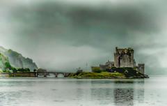 (zarasash) Tags: scottish castles eileen donan castle