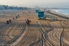Manhattan Beach Surfer (athensway0921) Tags: beach surf surfer lines lifegaurd manhattan manhattanbeach pier la southbay sun