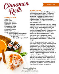 10-Cinnamon Rolls Baking with Essential Oils Recipe (Jessica Bailey YLEO) Tags: yleo essential oils young living autumn fall recipes wellness oil oily mom body system support