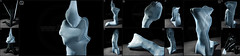Nylon Tube (llbdevu) Tags: nylon tube hose zentai bodysuit costume black white posing shade gray boy tight catsuit shiny lycra encasement spandex lighting