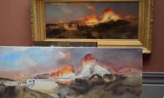 Improving on Perfection 2 (mr.chandlerluke) Tags: art museum painting smithsonian dc washington painter