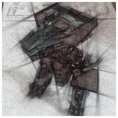 M14 Lightmech WIP (Marco Marozzi) Tags: lego marco mecha droid mech moc marozzi legodesign legomech