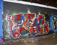 RIP HEKL (Rodosaw) Tags: chicago graffiti paint rest in hekl