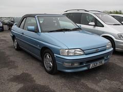 1992 Ford Escort XR3i Cabriolet