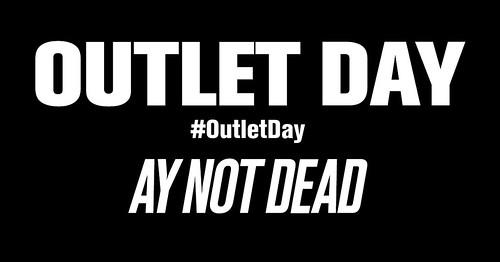 #OutletDay en #tiendafitzrovia