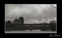 A Bridge From The Past (Igor Letilovic) Tags: city canon river boats sadness bosnia border pass croatia tokina most grad brod iz rmc rijeka 600d bosanski tuga granica slavonski prolaz camci proslosti