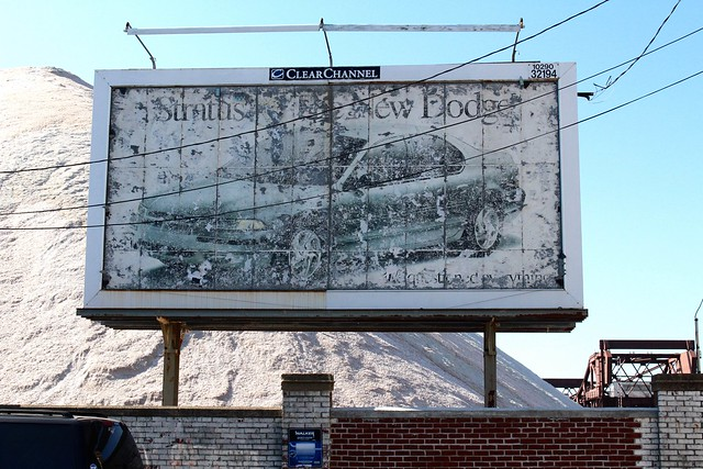 boston chelsea massachusetts billboard dodge stratus