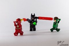 before Superman Vs Batman pt. 4/4 (gxcacadlatos) Tags: ironman batman dccomics marveluniverse toyphotography