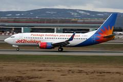 Jet2 G-GDFO, OSL ENGM Gardermoen (Inger Bjrndal Foss) Tags: norway boeing osl gardermoen 737 jet2 engm ggdfo