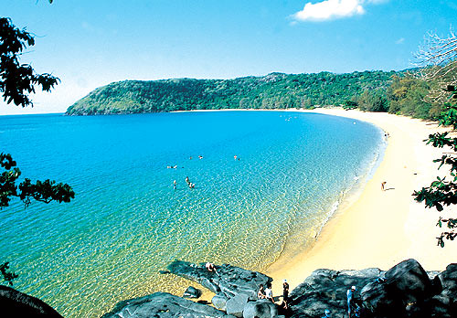 Côn Đảo- vùng trời bình yên