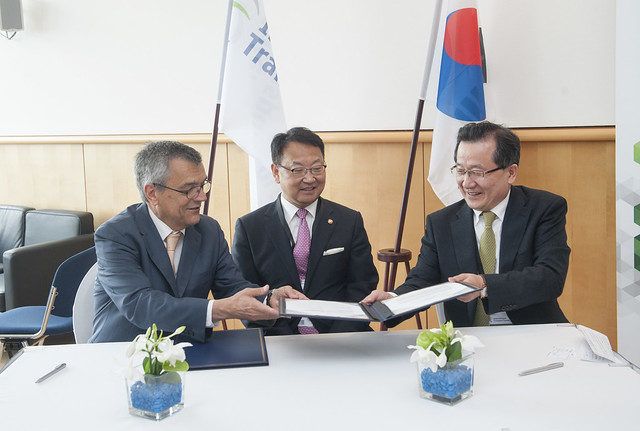 Incheon Airport joins the ITF Corporate Partnership Board