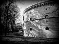 Turm Triva Ingolstadt (trashcutter) Tags: bayern bavaria turm festung ingolstadt triva