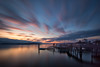 Last Light (llabe) Tags: sunset ferry clouds pier washington dock nikon dusk pugetsound steilacoom ndfilter d610 bw10stopndfilter