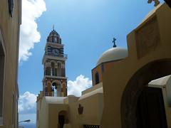 Santorini (gigiush (Emmanuel)) Tags: cruise k greece azamarajourney miriamsphoto tz10 23june2016