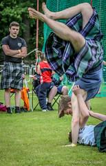 KIlted Cartwheel (FotoFling Scotland) Tags: scotland kilt event wrestler balloch hold cartwheel highlandgames kilted gregneilson lochlomondhighlandgames scottishwrestlingbond benjohnstone wrestlingbond deanwhyte