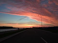 Sunset (Aleksandr Smolnikov) Tags: sunset sky unreal