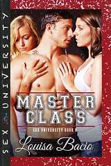 The Master Class (CoverReveals) Tags: romance contemporary mnage ffm lgbt lesbian