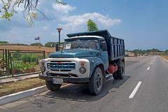 Havana,Cuba (Igor Klyuev) Tags: nikon d90 auto travel zil retro