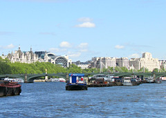 Westminster Bridge, London, England (Amethinah) Tags: 2013 uk unitedkingdom greatbritain england london westminsterbridge thames