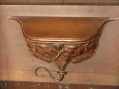 Church - St Mary's, Studley Royal 160523 [misericord] 4 (maljoe) Tags: church yorkshire churches fountainsabbey stmarys studleyroyal misericord misericords