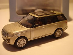 OXFORD RANGE-ROVER 1/76 (ambassador84 OVER 6 MILLION VIEWS. :-)) Tags: landrover rangerover diecast oxforddiecast