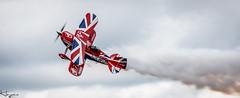 G-EWIZ - Pitts Special (Wayne Cappleman (Haywain Photography)) Tags: wayne cappleman haywain photography farnborough airshow fiafarnborough fia16 fia2016 hampshire pitts special gewiz
