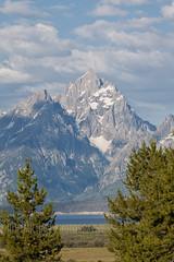 Grand Teton (Philip Michael Photo) Tags: mountain nature america landscape nationalpark dramatic peak wyoming grandtetons