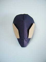 Trophe de Chasse - Eric Vigier (Rui.Roda) Tags: origami papiroflexia papierfalten zorg eric vigier